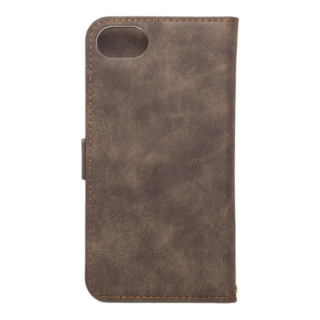 【iPhoneSE(第2世代)/8/7/6s/6 ケース】Style Natural (Dark Brown)サブ画像