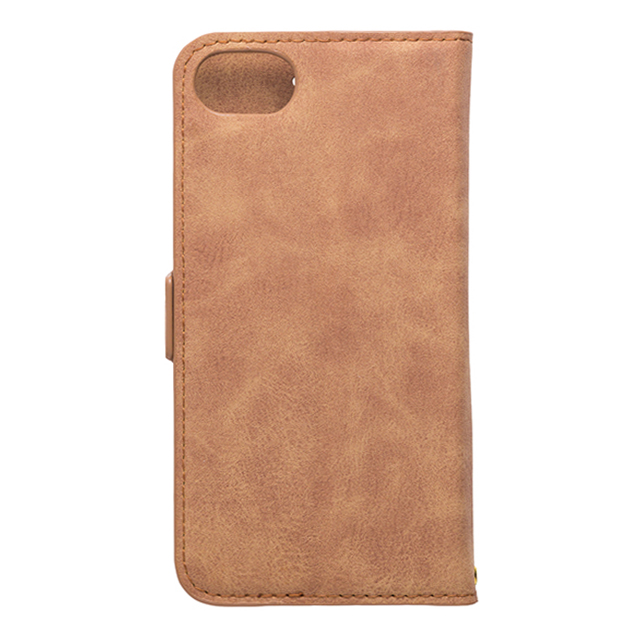 【iPhoneSE(第2世代)/8/7/6s/6 ケース】Style Natural (Camel)サブ画像