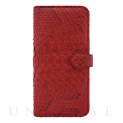 【アウトレット】【iPhone6s/6 ケース】PYTHON Diary Red for iPhone6s/6