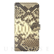 【アウトレット】【iPhone6s/6 ケース】PYTHON Diary Natural for iPhone6s/6