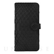 【アウトレット】【iPhone6s/6 ケース】PYTHON Diary Black for iPhone6s/6