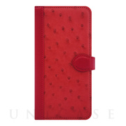 【アウトレット】【iPhone6s/6 ケース】OSTRICH Diary Red for iPhone6s/6