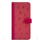 【アウトレット】【iPhone6s/6 ケース】OSTRICH Diary Pink for iPhone6s/6