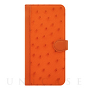 【アウトレット】【iPhone6s/6 ケース】OSTRICH Diary Orange for iPhone6s/6