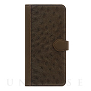 【アウトレット】【iPhone6s/6 ケース】OSTRICH Diary Nicotine for iPhone6s/6