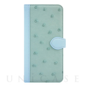 【アウトレット】【iPhone6s/6 ケース】OSTRICH Diary Blue for iPhone6s/6