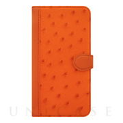 【アウトレット】【iPhone6s Plus/6 Plus ケース】OSTRICH Diary Orange for iPhone6s Plus/6 Plus