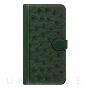 【アウトレット】【iPhone6s Plus/6 Plus ケース】OSTRICH Diary Green for iPhone6s Plus/6 Plus
