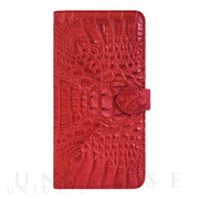 【アウトレット】【iPhone6s/6 ケース】CAIMAN Diary Red for iPhone6s/6