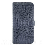 【アウトレット】【iPhone6s/6 ケース】CAIMAN Diary Navy for iPhone6s/6