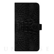 【アウトレット】【iPhone6s/6 ケース】CAIMAN Diary Black for iPhone6s/6