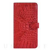 【アウトレット】【iPhone6s Plus/6 Plus ケース】CAIMAN Diary Red for iPhone6s Plus/6 Plus