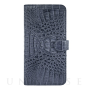 【アウトレット】【iPhone6s Plus/6 Plus ケース】CAIMAN Diary Navy for iPhone6s Plus/6 Plus