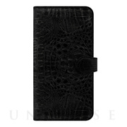 【アウトレット】【iPhone6s Plus/6 Plus ケース】CAIMAN Diary Black for iPhone6s Plus/6 Plus
