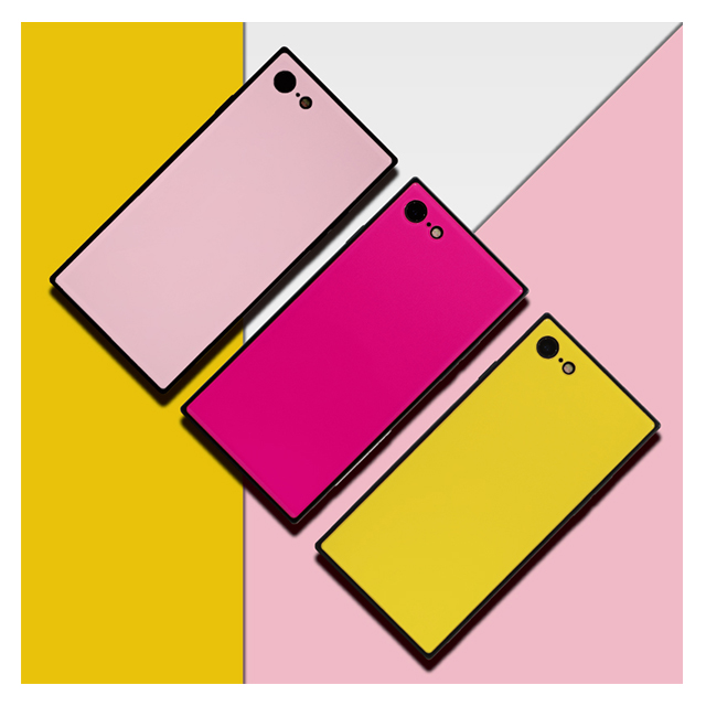 【iPhone8/7 ケース】TILE (YELLOW)