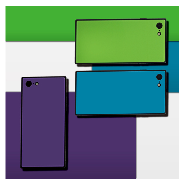 【iPhone8/7 ケース】TILE (PURPLE)goods_nameサブ画像