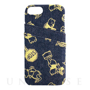 【iPhone8/7/6s/6 ケース】DISNEY/PRINT/POOH iPhone CASE (YE)