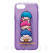 【iPhone8/7/6s/6 ケース】SANRIO/3D PARTS iPhone CASE (GPD)