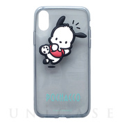 【iPhoneXS/X ケース】SANRIO/3D PARTS iPhone CASE (PC)