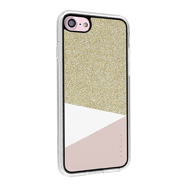 【iPhone8/7 ケース】Tapis2 (Gold)
