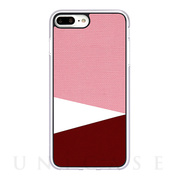 【iPhone8 Plus/7 Plus ケース】Tapis2 (Pink)