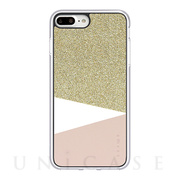 【iPhone8 Plus/7 Plus ケース】Tapis2 (Gold)