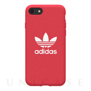 【iPhone8/7/6s/6 ケース】adicolor Moulded Case (Red)