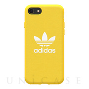 【iPhone8/7/6s/6 ケース】adicolor Moulded Case (Yellow)