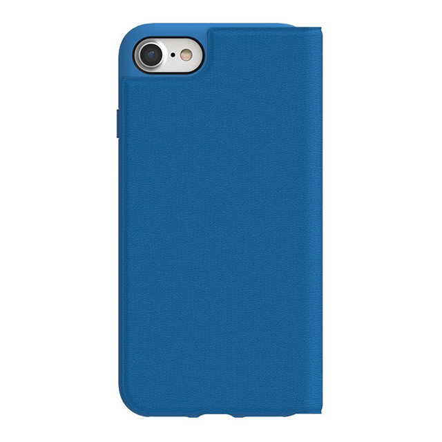 【iPhone8/7/6s/6 ケース】TPU Booklet Case (Bluebird/White)