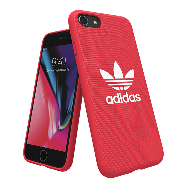 【iPhone8/7/6s/6 ケース】adicolor Moulded Case (Red)サブ画像