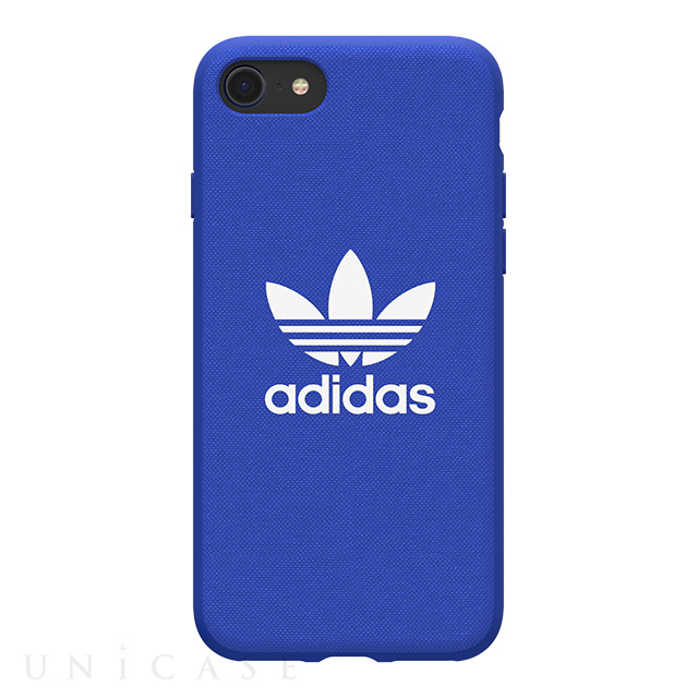 【iPhone8/7/6s/6 ケース】adicolor Moulded Case (Blue)
