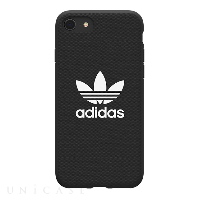 【iPhone8/7/6s/6 ケース】adicolor Moulded Case (Black)