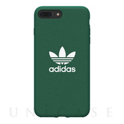 【iPhone8 Plus/7 Plus ケース】adicolor Moulded Case (Green)