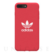 【iPhone8 Plus/7 Plus ケース】adicolor Moulded Case (Red)