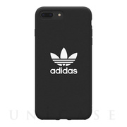 【iPhone8 Plus/7 Plus ケース】adicolor Moulded Case (Black)