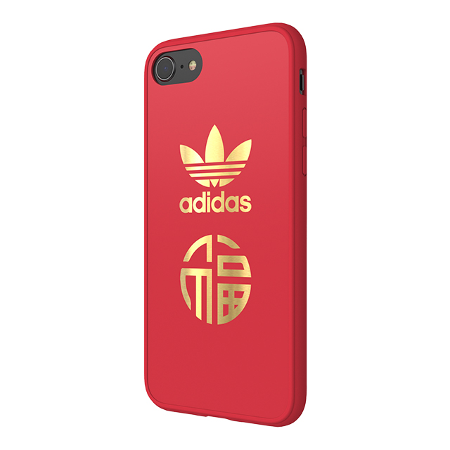 【iPhone8/7 ケース】Snap case (CNY/Scarlet)