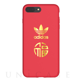 【iPhone8 Plus/7 Plus ケース】Snap case (CNY/Scarlet)