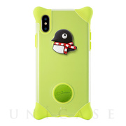 【iPhoneXS/X ケース】Phone Bubble X (Penguin)