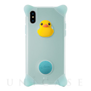 【iPhoneX ケース】Phone Bubble X (Duck)