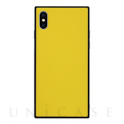 【iPhoneX ケース】TILE (YELLOW)
