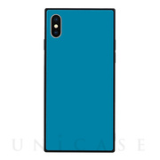 【iPhoneXS/X ケース】TILE (TURQUOISE)