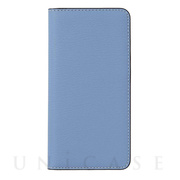 【iPhoneSE(第2世代)/8/7 ケース】France ALRAN Folio Case (Blue Vista)