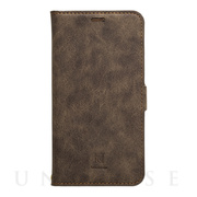 【iPhone8 Plus/7 Plus ケース】Style Natural (Dark Brown)