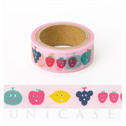 masking tape (FRUITS MIX)
