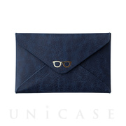Gentleman Card Case (Navy)