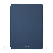 "【iPad(9.7inch)(第5世代/第6世代) ケース】""EURO Passione"" Book PU Leather Case (Navy)"