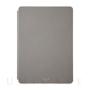 "【iPad(9.7inch)(第5世代/第6世代) ケース】""EURO Passione"" Book PU Leather Case (Gray)"