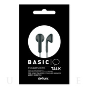 defunc BASIC TALK (Black)