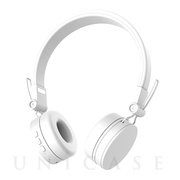 【ワイヤレスイヤホン】defunc Bluetooth Headphone GO (White)