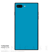 【iPhone8 Plus/7 Plus ケース】TILE (TURQUOISE)